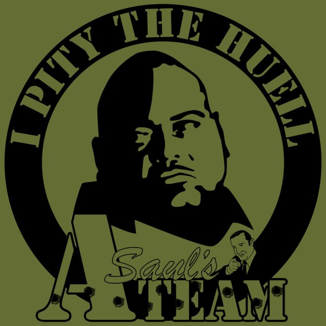 Pity The Huell: Militant Varient